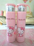 Cartoon l vacuum flask thermo bottle 500ml