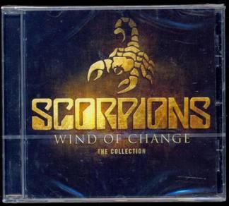 Scorpions Wind Of Change - New Rock CD