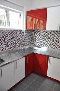 Kabinet Dapur Kalis Air di Kota Bharu