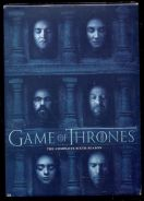 Game Of Thrones The Complete 6th Season - New DVD