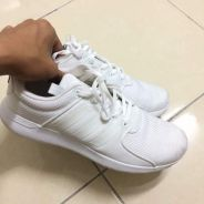 Adidas Neo White (used for 1 time only)