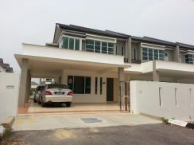 2 Storey Corner house at Uni-Central, Samarahan for Sale