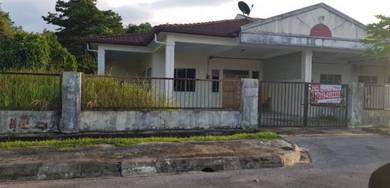 FULL LOAN, Single Storey Terrace Corner, Malihah, Moyan, Matang, Kawa