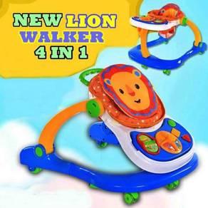 NEW LION WALKER 4 IN 1 (o)