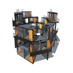 Modular Prefab House Project Contractor Company