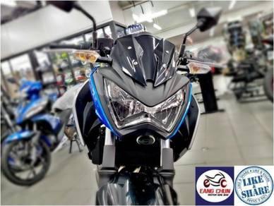 Kawasaki Z250 z250 ninja 250 tnt25 ECM