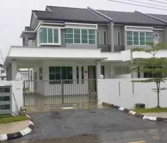 Double Storey Terrace Corner at Uni Central, Kota Samarahan