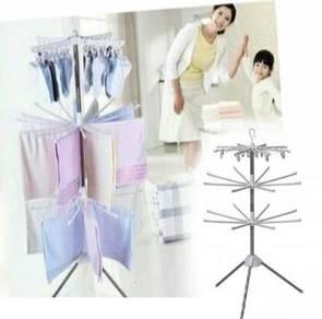 3 layer cloth hanger stand e9-44k.f-j