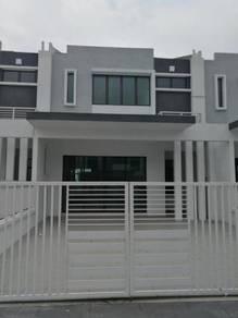 Lakeside Residence, 2 Storey, Bandar Puchong Jaya (3 unit Air Cond)