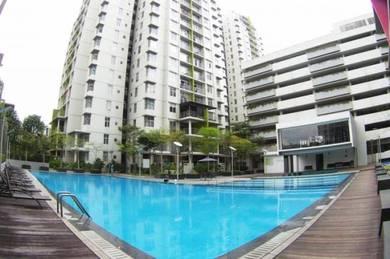 [4 CAR PARK] Midfields 1 Condominium, Sungai Besi, Sri Petaling