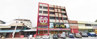 [MURAH] 4.5 Sty Shop Lot, Jalan Tok Lam, Kuala Terengganu [NICE]