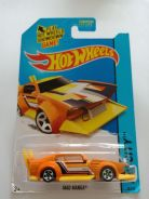 Hotwheels Mad Manga Orange