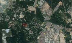 Ulu choh gelang patah 36 acres medium industrial land