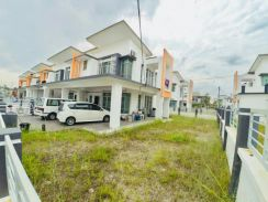 (Booking 1k) Corner 2 Storey Terrace, Hillpark, Puncak Alam