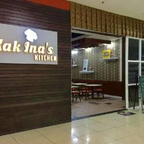Restaurant for Take Over