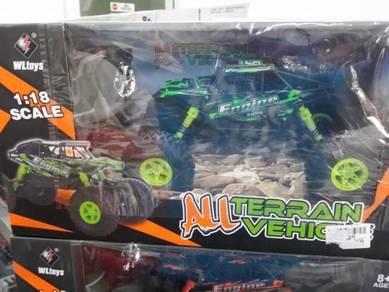 WL toys 18428 1:18 4WD RC Climbing Car