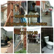 Rumah servis area country heights damansara