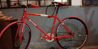 FLEXI super racing bicycle