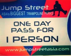 Jump steet unlimited time