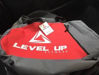 Level Up Gym Bag & HP Laptop Bag