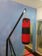 Punching Bag Hanger + Punching Bag + Free gifts