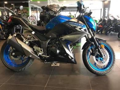 Kawasaki z250 Z 250 Harga Termurah