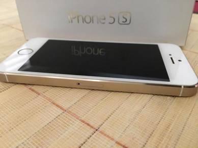 Iphone 5s 32gb gold MY