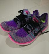 Nike Women's Free Running Motion Flyknit