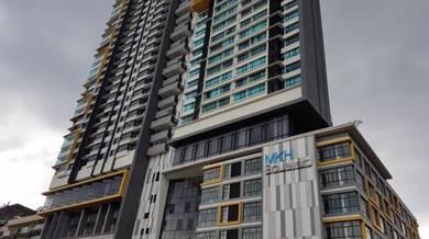 Kajang MKH Boulevard Studio Partly furnished High floor