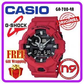 Casio G-shock GA-700-4A Analog Digital Men Watch