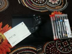 Ps3 500gb nego