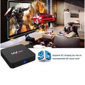 BEST MX 4k PRO (AMLOGIC 7.1) TV BOX DECODER