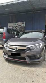 Honda Civic Fc Mugen RR Bodykit Body kit skirt lip