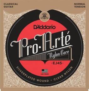 D'Addario Pro-Arté Guitar Strings EJ45