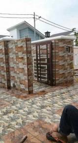 Bandar senawang dan taman guru renovation