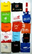 Assorted Cloth Tote Bags