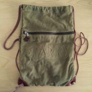 Khaki color bag