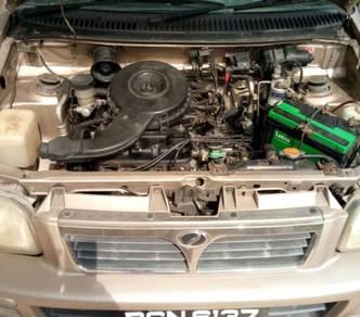 Enjin Kancil 850 Auto