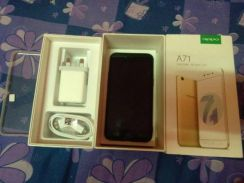 Oppo a71 matte black like new