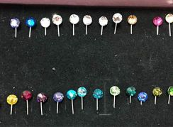 Swarovski pin original from us