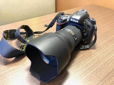 NIKON D610 + AFS NIKKOR 24-70mm f/2.8G ED Read mor