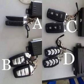 Car Alarm Security 10pin auto foot brake