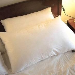 Bantal Hotel Murah Berjenama