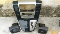 Panel Dashboard Alphard Vent Louver Cover