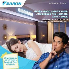 Cheapest Daikin AC with installation in JB