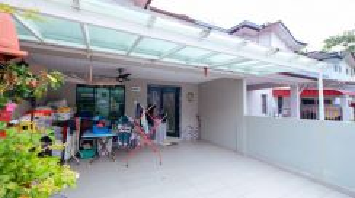 2 Storey Terrace Link House Taman Puchong Utama PU10