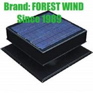 S2 Solar Roof Ventilator - Home Type 108
