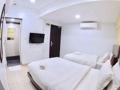 3 storey hotel at dpulze cyberjaya