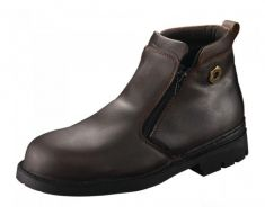 Safety shoes black hammer bh 4663 original