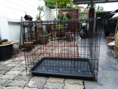 2 Units to let go single & 3 tier cage